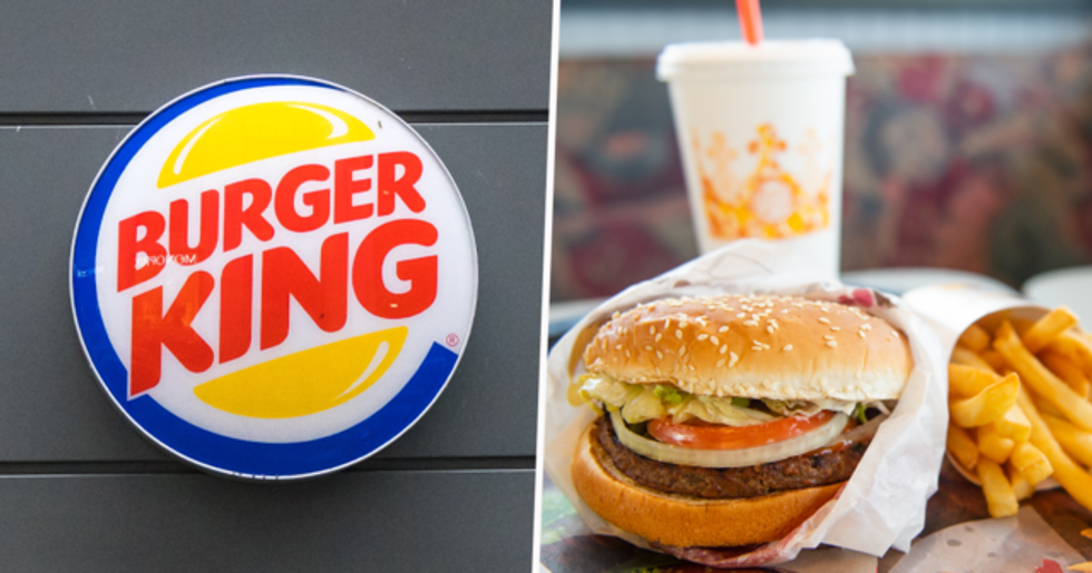 Burger King Changes Its Iconic Logo After 20 Years
