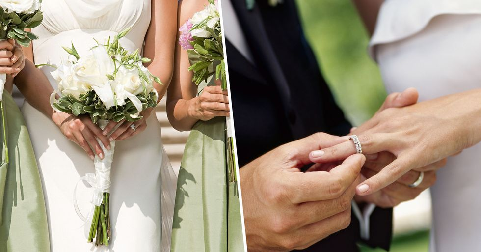 Bride Forces Bridesmaids to Sign 'Contract' List of 37 Strict Rules