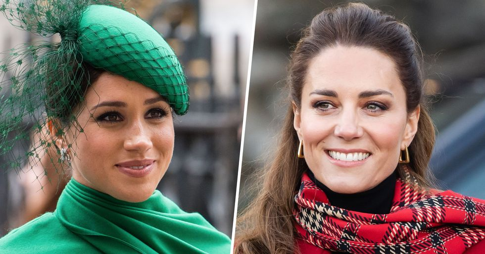 Meghan Markle Ranked 'More Attractive' Than Kate Middleton According to Golden Ratio Formula