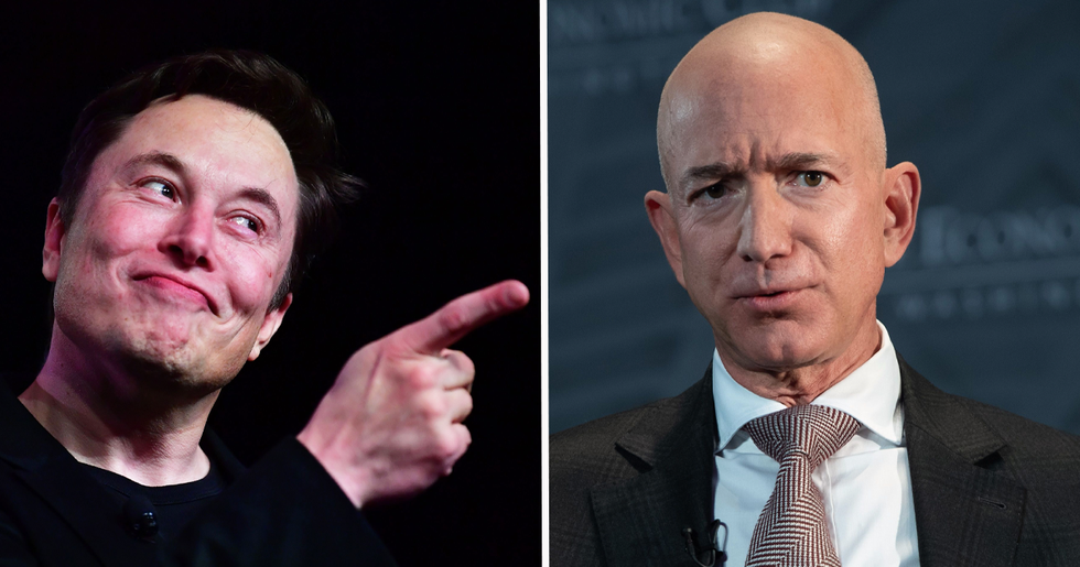 Elon Musk Passes Jeff Bezos To Become Richest Man in the World