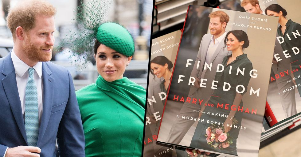 Prince Harry and Meghan Markle's Bombshell Biography 'Finding Freedom' Is Now on Sale for 99 Cents