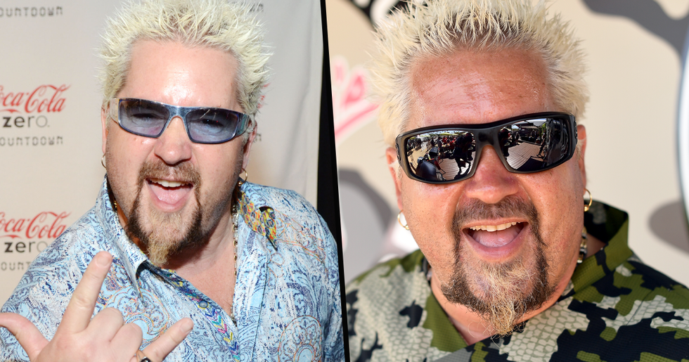 Guy Fieri Raised Over $21 Million for Out-of-Work Restaurant Staffers Last Year