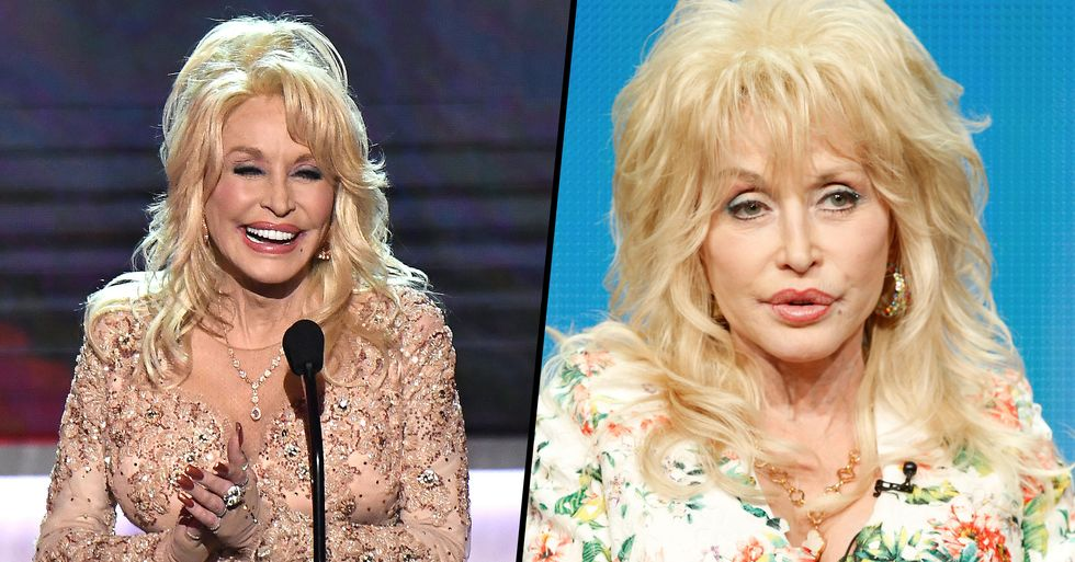 Dolly Parton's Route to Becoming America's Angel Wasn't an Easy One
