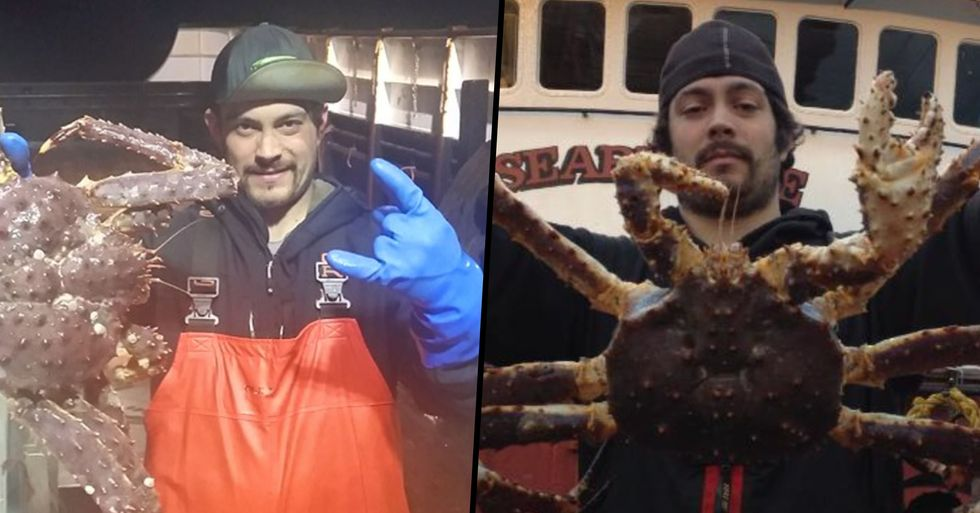 'Deadliest Catch' Star Mahlon Reyes' Cause Of Death at Age 38 Confirmed