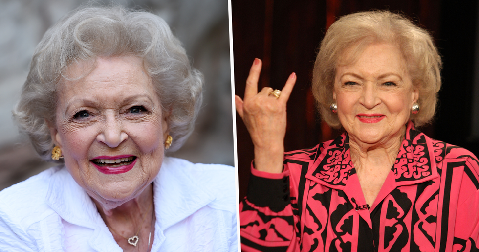 Betty White Holds the Record for Longest TV Career After 82 Years in the Spotlight