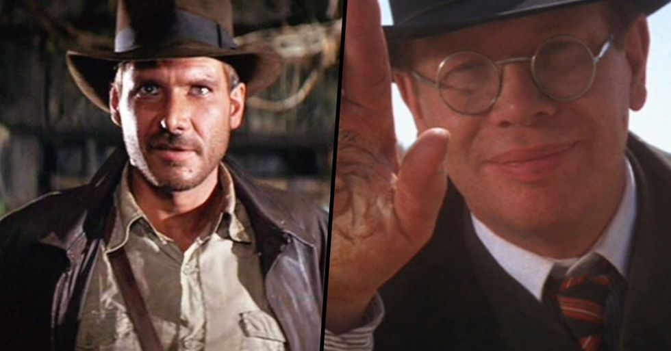 'Indiana Jones' Fans Outraged After 'Snowflake' TV Bosses Cut Face-Melting Scene in 'Raiders of the Lost Ark'