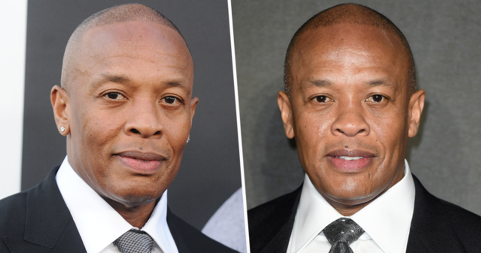 Dr. Dre Suffers Brain Aneurysm And Is Rushed To ICU