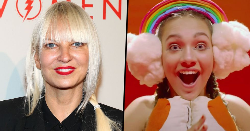 Sia Admits That Casting Maddie Ziegler as an Autistic Character 'Is Ableist'