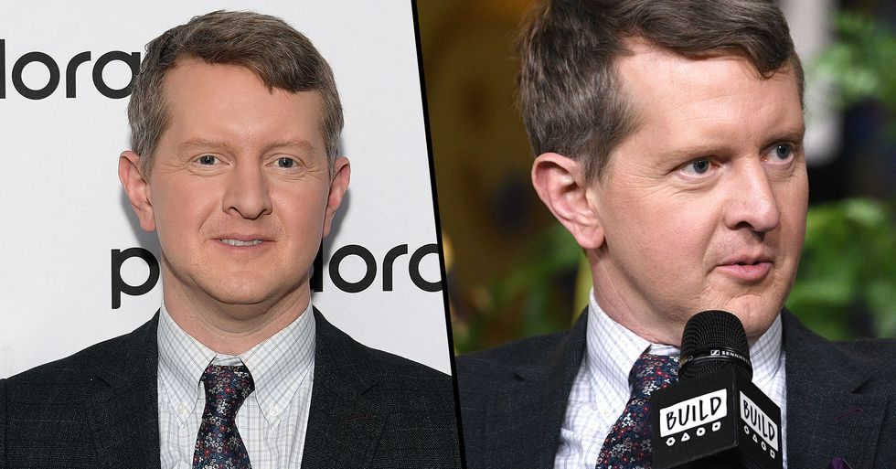 Ken Jennings May Have Botched His Chance of Hosting 'Jeopardy!'