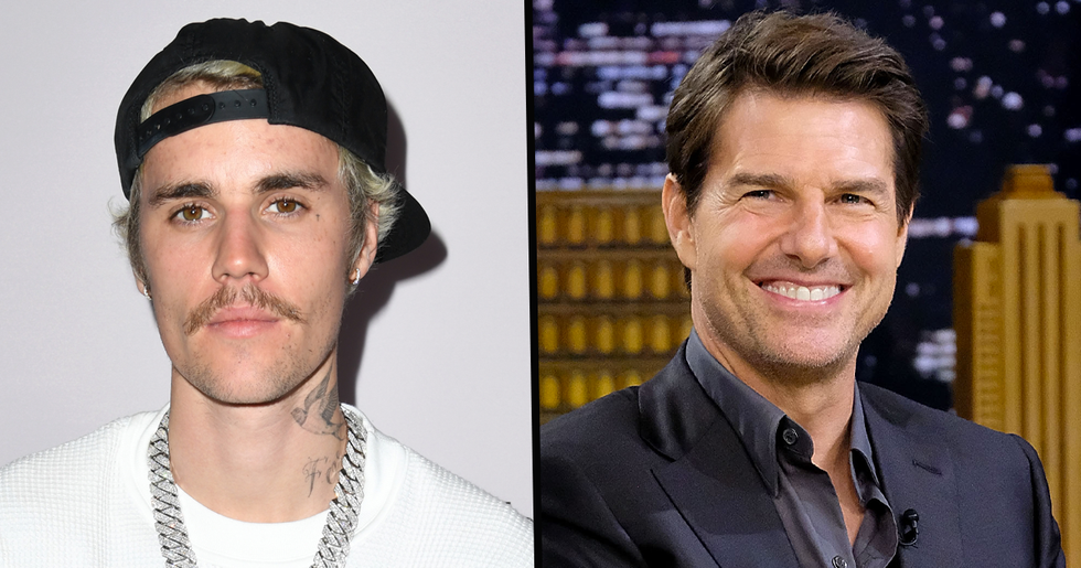 Justin Bieber Says Tom Cruise Is 'Toast' and Offers To Fight the Actor Again