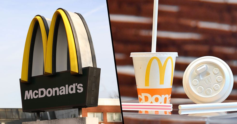 McDonald's Slammed by Customers Over Their Paper Straws
