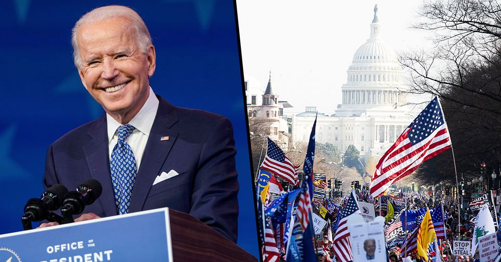 Joe Biden's Inaugural Parade Canceled and Replaced With Virtual Version