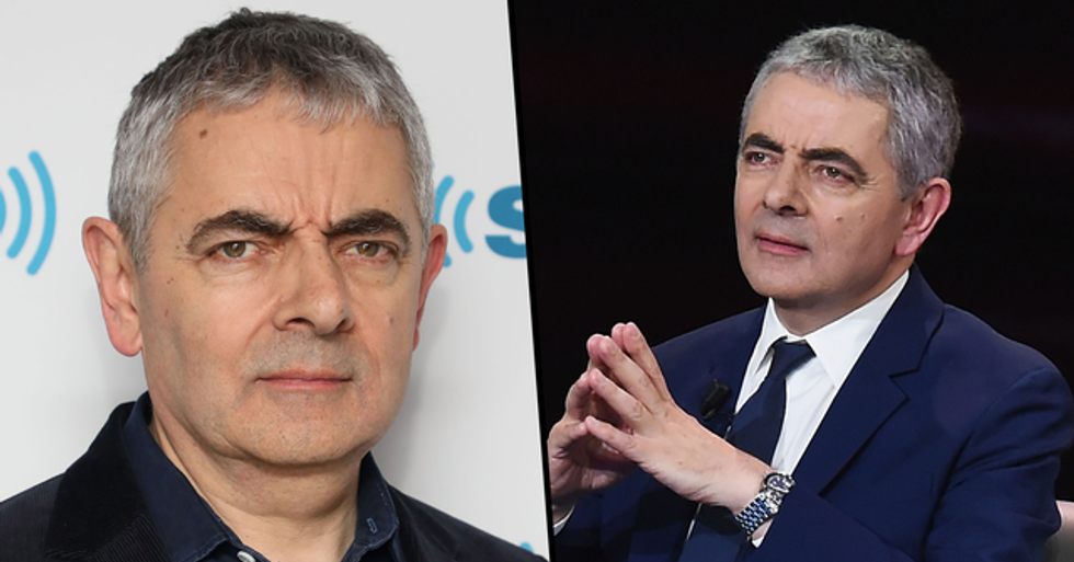 Rowan Atkinson Says Cancel Culture Is Like 'Medieval Mob Looking for Someone to Burn'