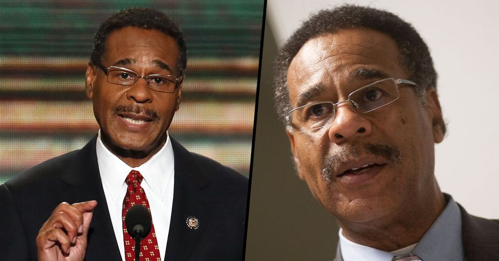 Emanuel Cleaver Ends Congress Prayer by Saying 'Amen and Awoman' in Bid to Be Gender Neutral