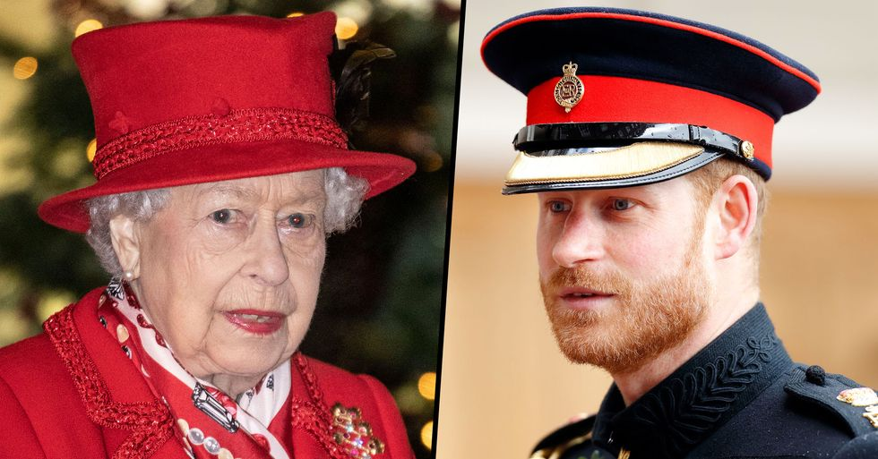 The Queen Reportedly Personally Refused Prince Harry's Remembrance Day Plea