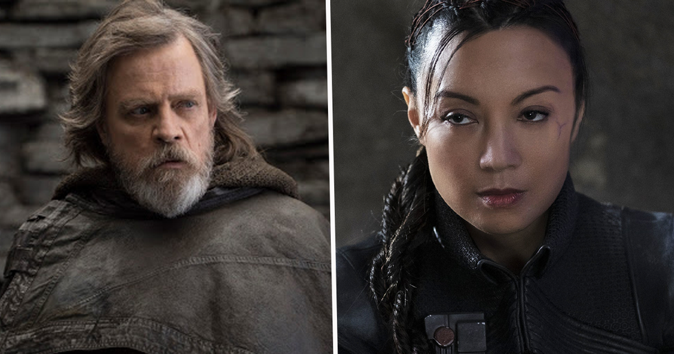 Mark Hamill 'Literally Speechless' After 'the Mandalorian's' Ming-Na. Wen Praises 'Star Wars' Legend