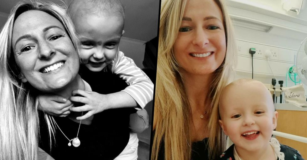 Brave 2-Year-Old Girl Finally Home After 200 Days Fighting Deadliest Children's Cancer