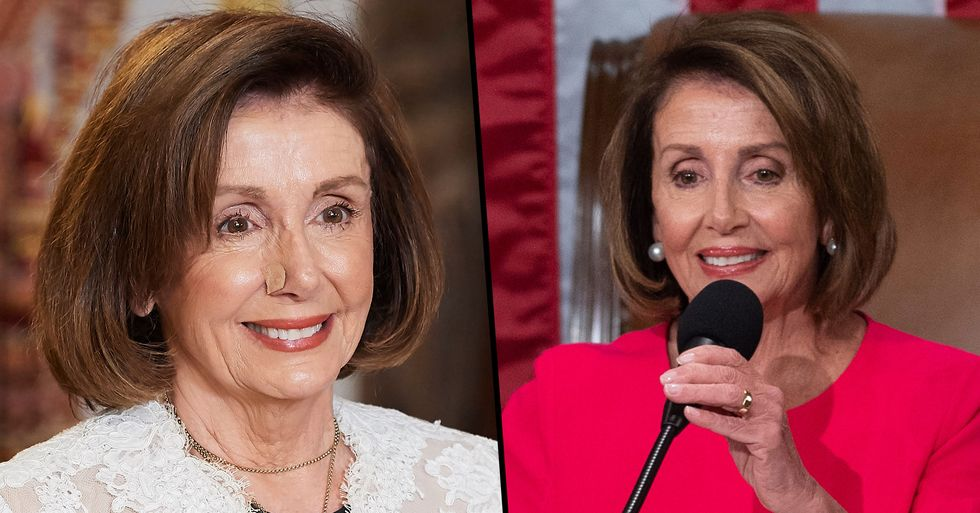 Nancy Pelosi Bans Gendered Terms 'Mother, Daughter, Father, and Son' in House Rules