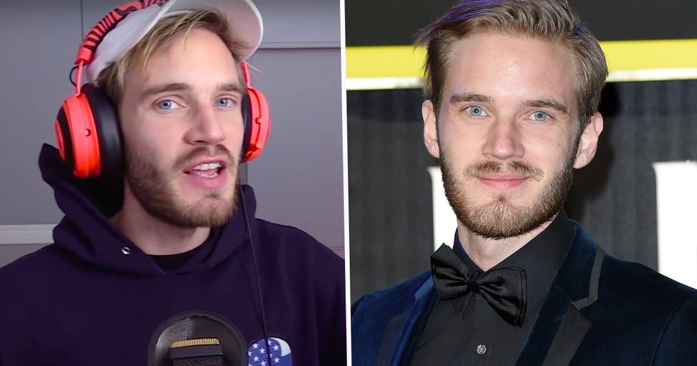 PewDiePie Named 2020's Most Handsome Face in the World