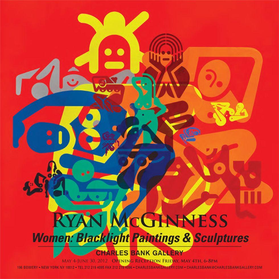 Tips for Today: Ryan McGinness + Frieze Art Fair + The Cranberries