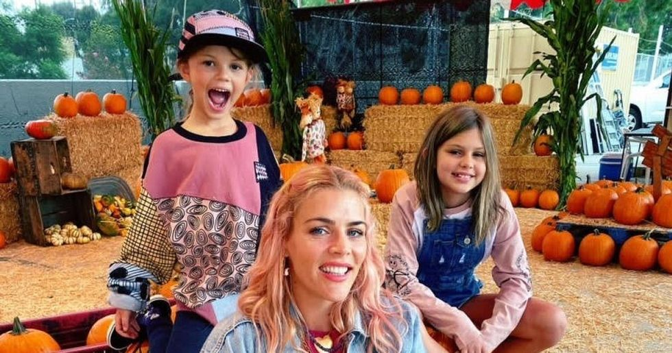 Busy Philipps Reveals 12-Year-Old Daughter is Gay and Uses They/Them Pronouns