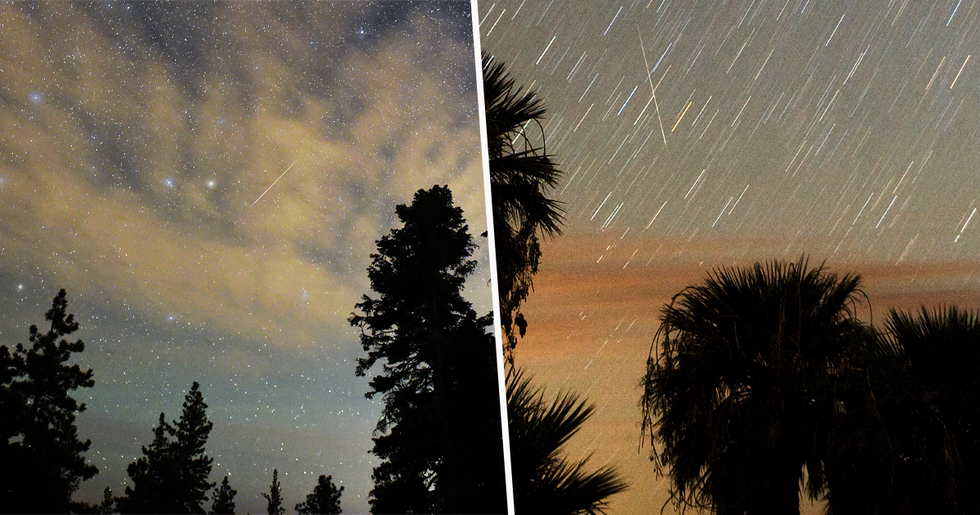 First Meteor Shower of 2021 Will Brighten up the Sky on New Year's Weekend