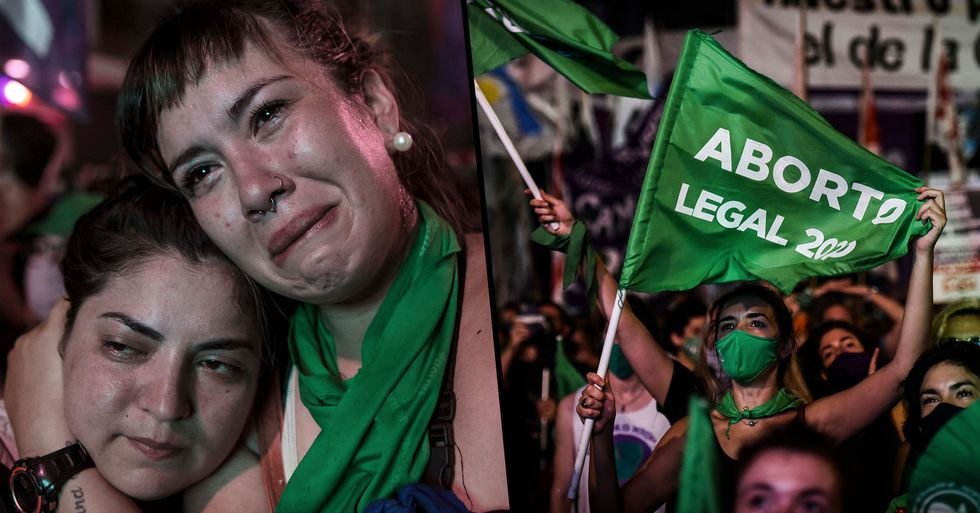 Argentina Legalizes Abortion in Landmark Decision for Women's Rights