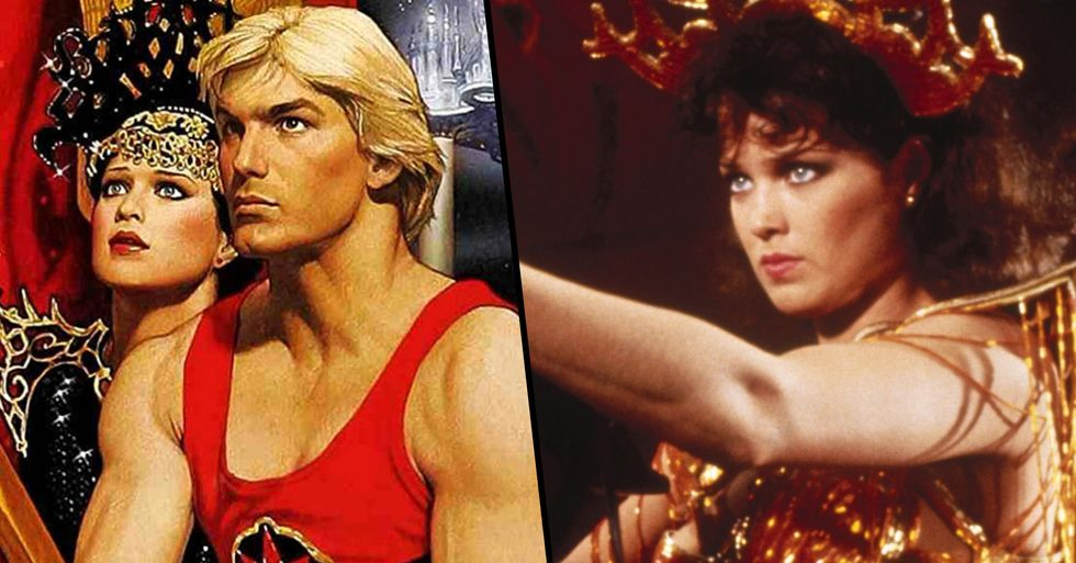 People Are Rewatching 'Flash Gordon' and Calling It 'Downright Offensive'