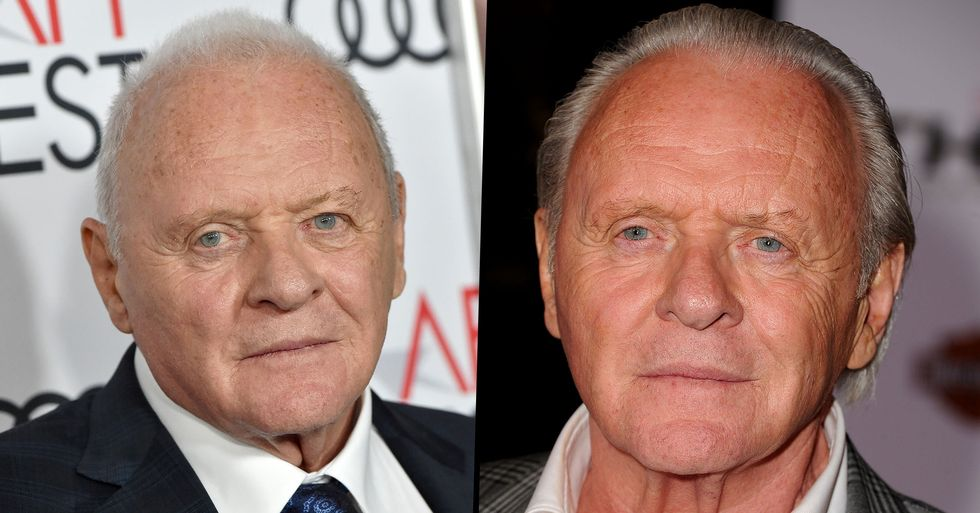 Anthony Hopkins Recalls Nearly Drinking Himself 'To Death' as He Celebrates 45 Years of Sobriety