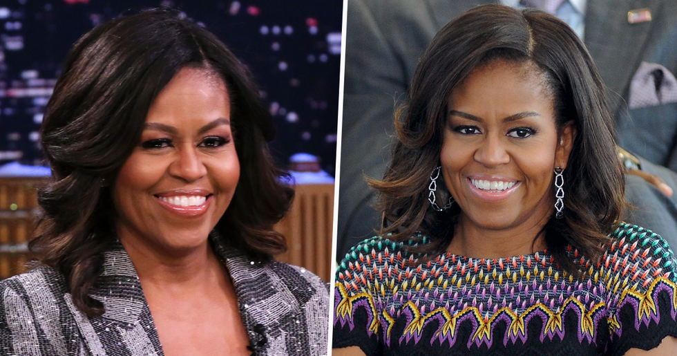 Michelle Obama Named the Most Admired Woman for the Third Year in a Row