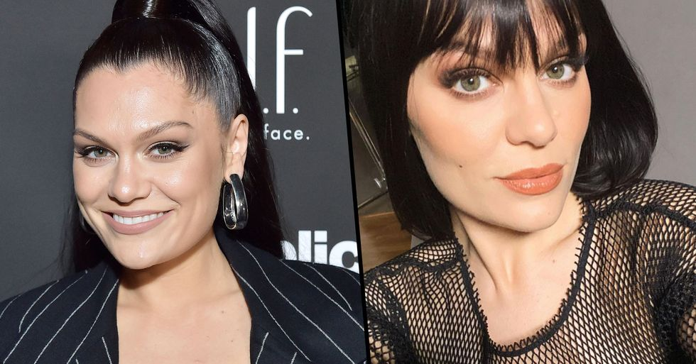 Jessie J Hospitalized After Waking Up Unable to Hear or Walk Straight