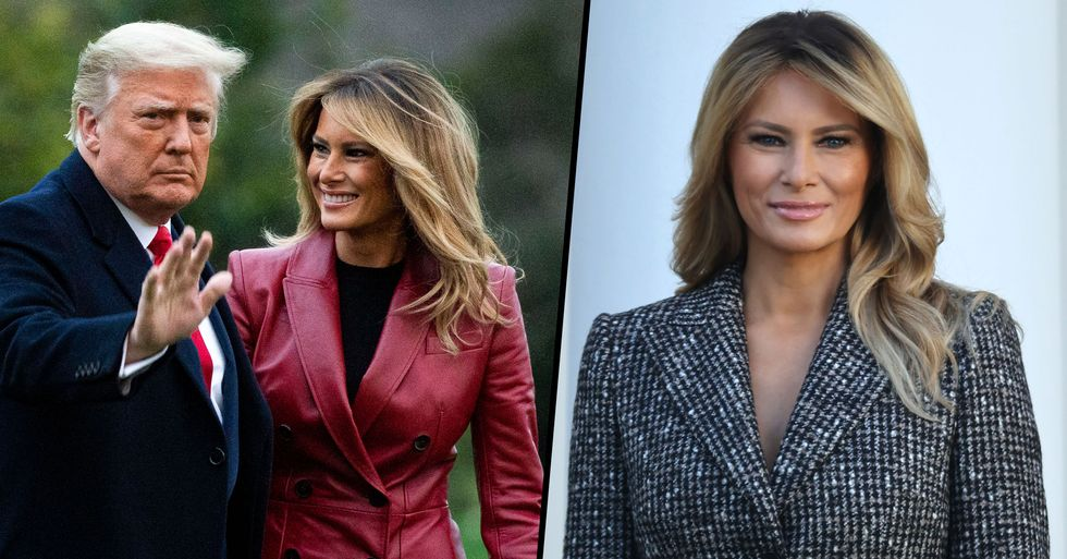 Donald Trump Angered Melania Hasn't Been on a Major Magazine Cover as First Lady