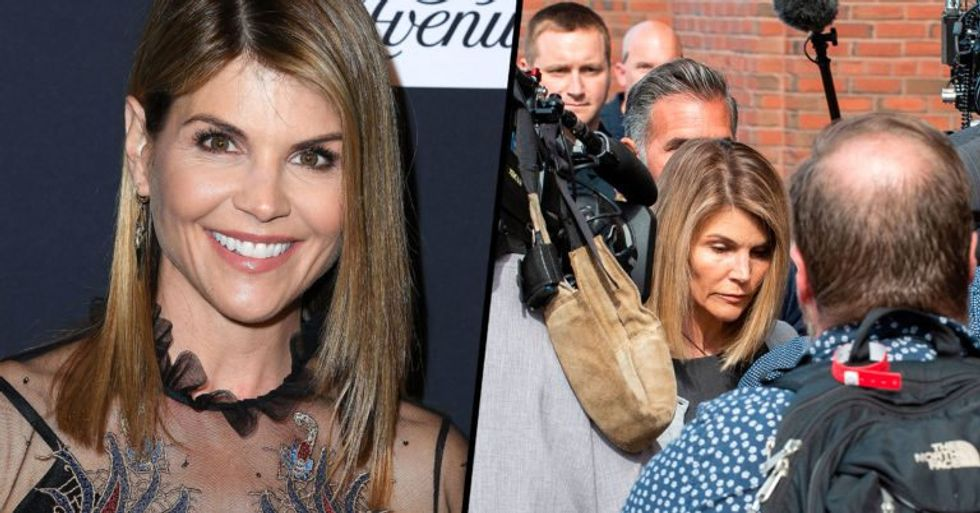 Lori Loughlin Released from Prison After just Two Months