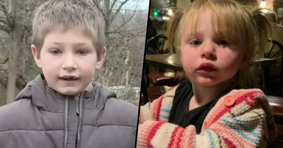 Seven-Year-Old Boy Jumps Back Into Burning Building to Save Baby Sister