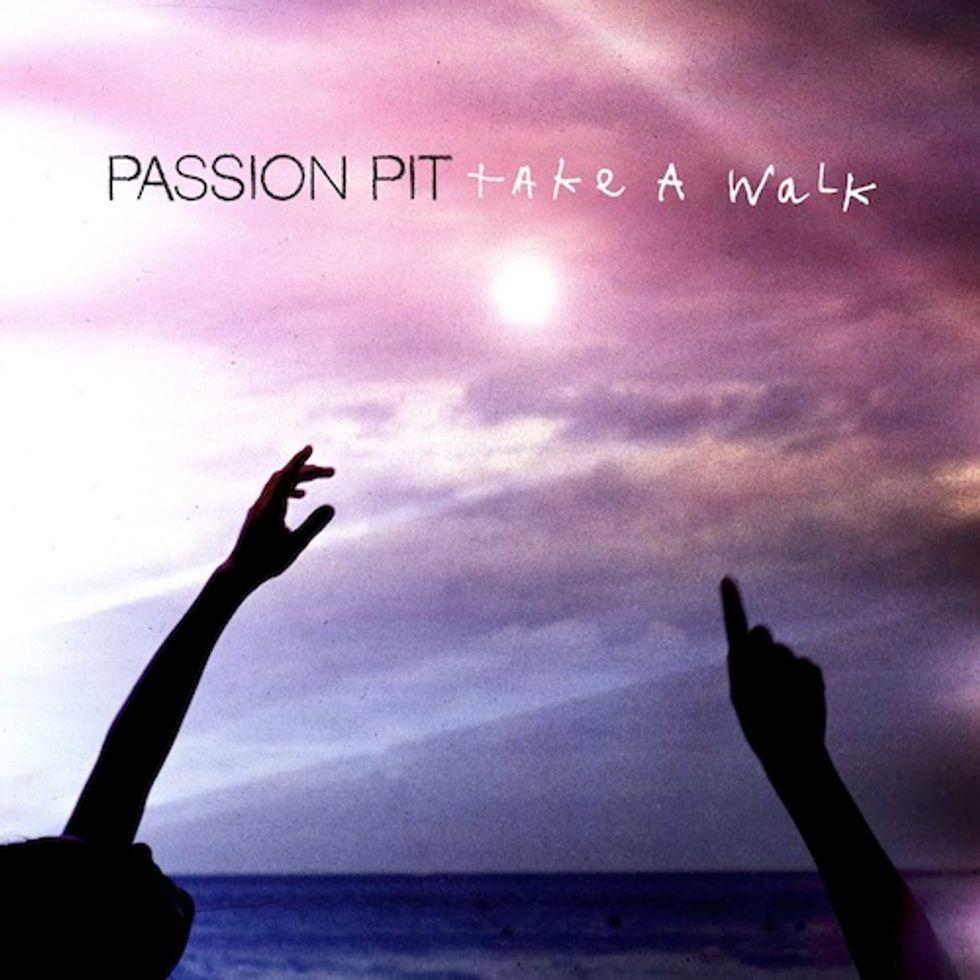 "Hear Passion Pit's New Single, ""Take A Walk"""