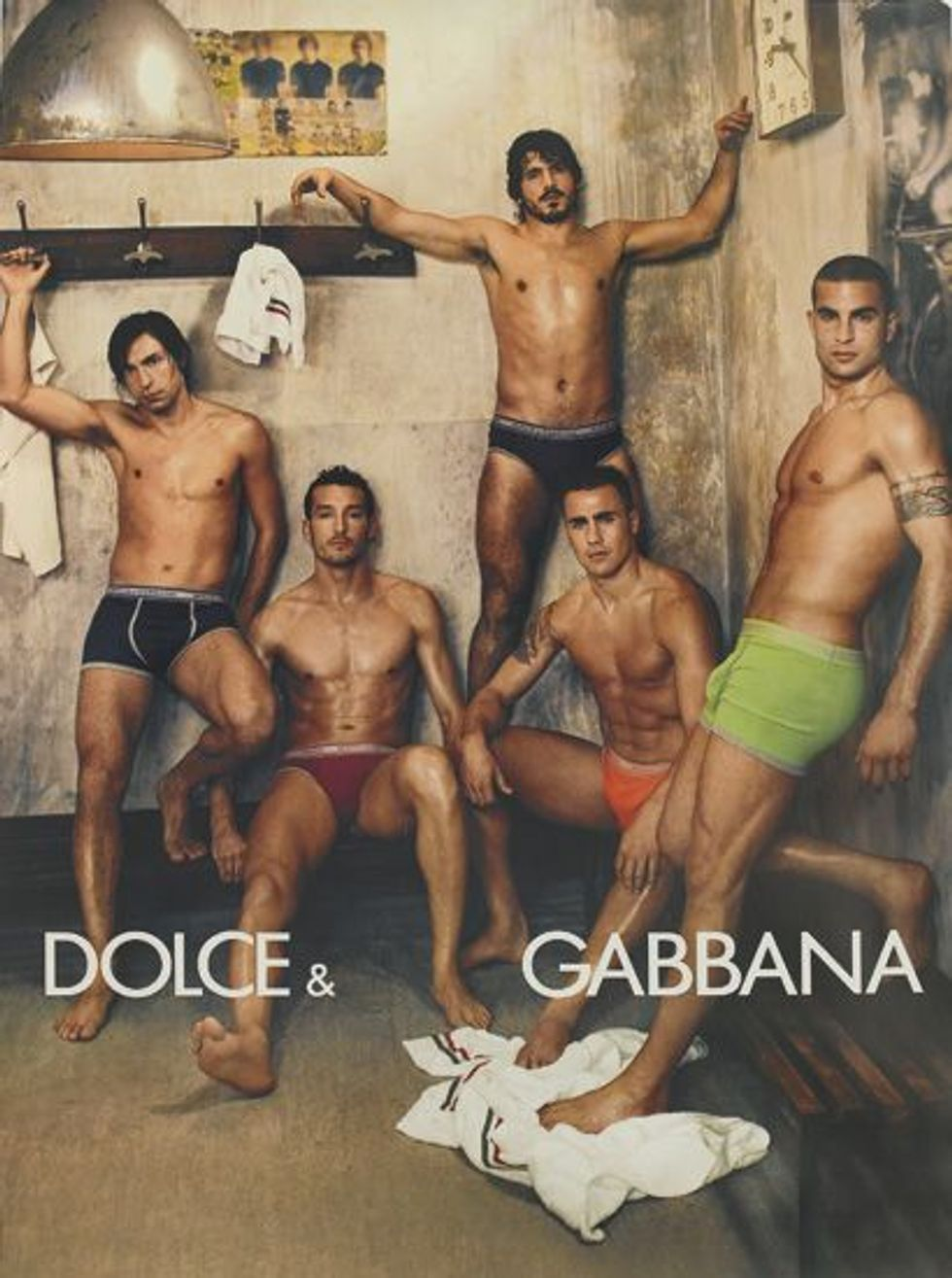 Why Is This Dolce & Gabbana Poster Worth $500?