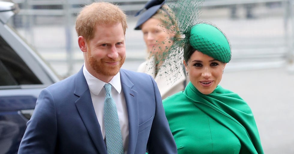 Meghan Markle and Prince Harry Buy Huge $7K Playhouse for 19-Month-Old Son Archie