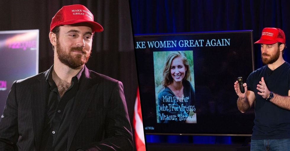 'Make Women Great Again' Conference Run by Men Promises To Restore Concept of the 'Ideal Woman'