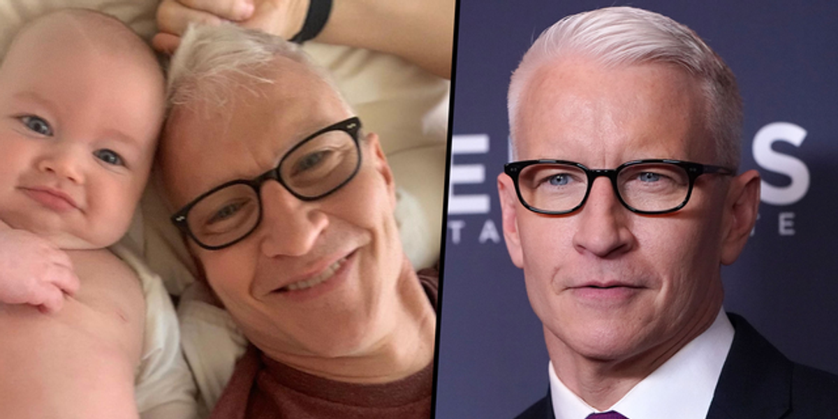 The News for Anderson Cooper Keeps Getting Worse and Worse