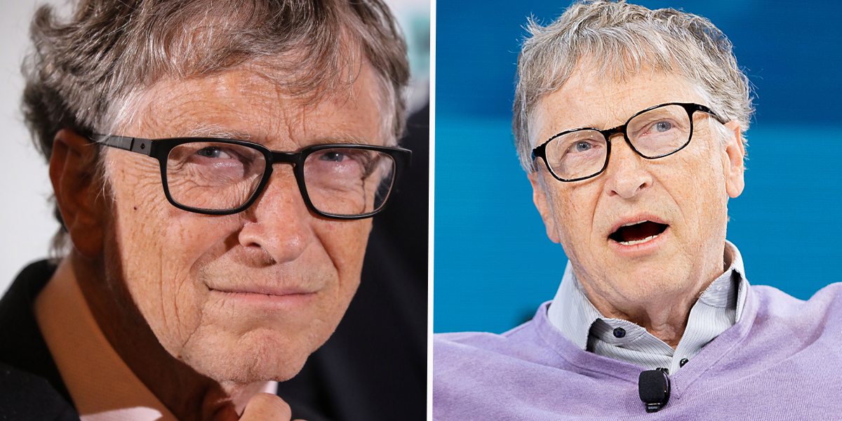 Bill Gates Says He's Surprised by 'Evil' Conspiracy Theories About Him During the Pandemic