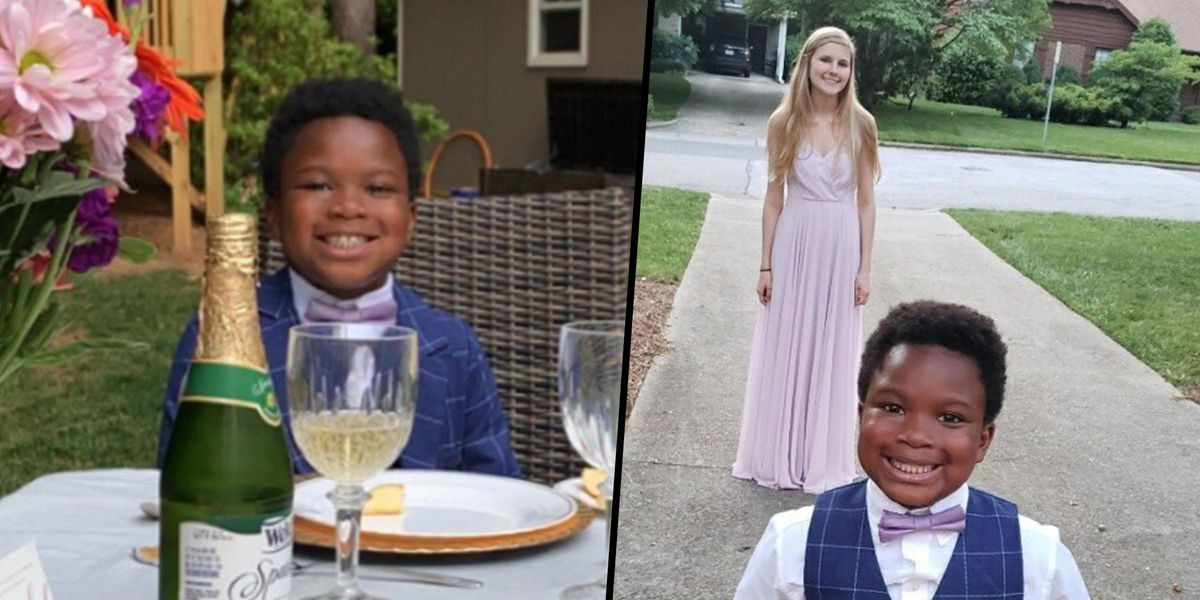 7-Year-Old Holds Prom for Babysitter After Hers was Canceled