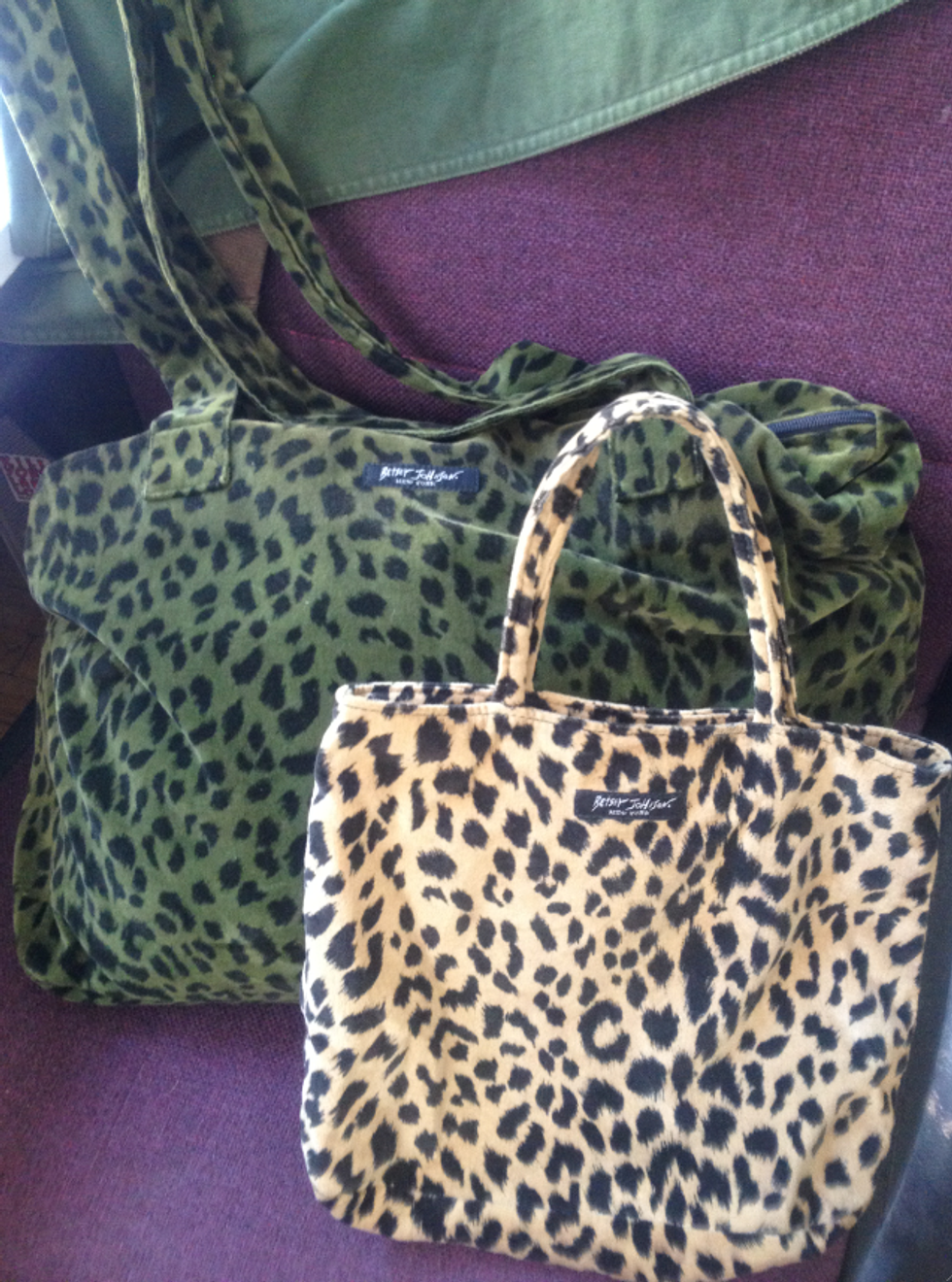 My eBay Quest for the Perfect Vintage Betsey Johnson Tote
