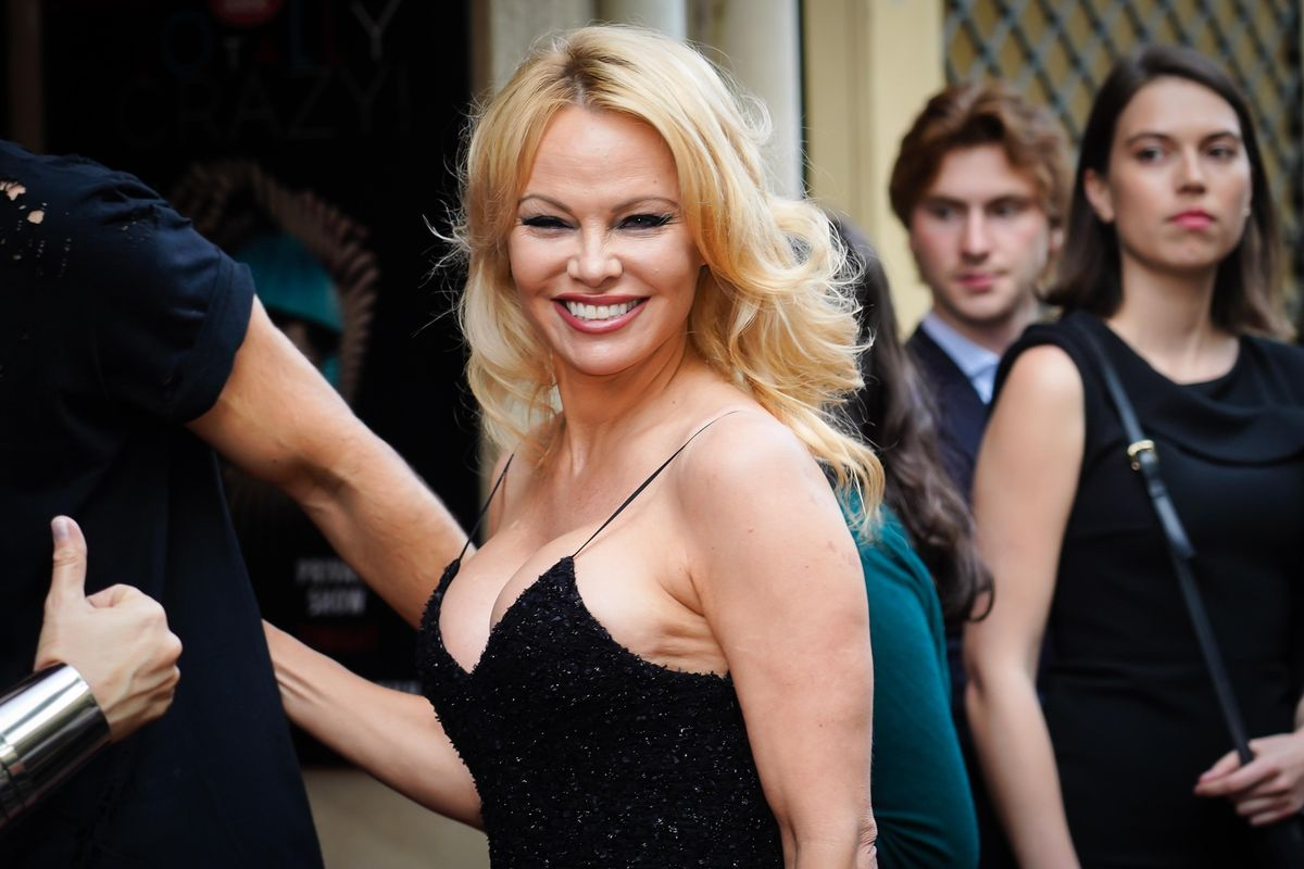 Pamela Anderson Has Achieved Something I Never Will