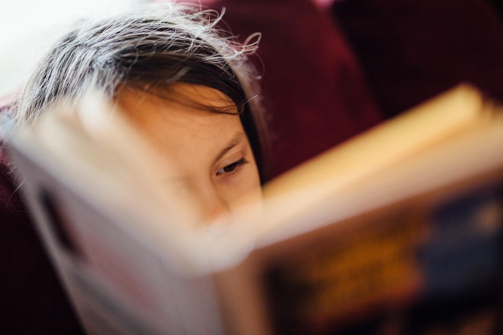 5 Books That Shaped My Childhood