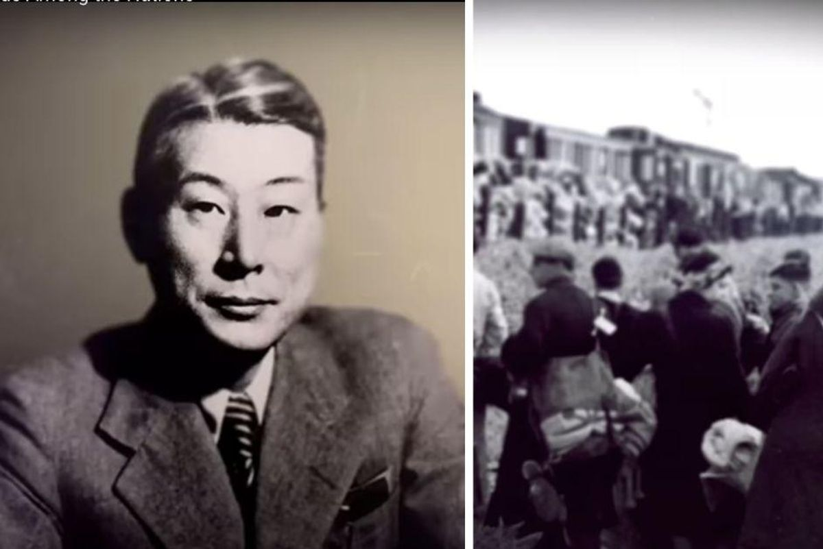 A little-known 'Japanese Schindler' risked everything to help 6,000 Jews escape the Nazis