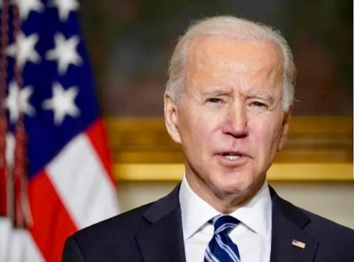 Biden resets by stressing US commitment to defend Japan