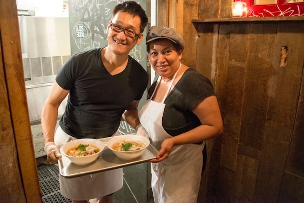 Greenpoint's No Name Bar Gets a New One-Named Thai Chef