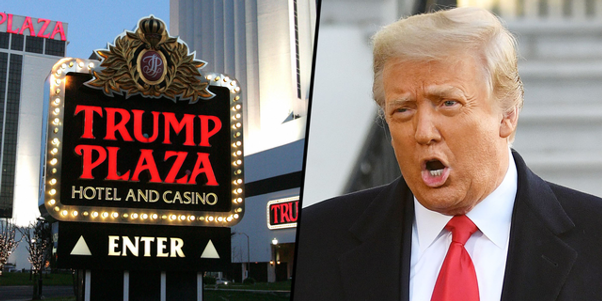 Trump Plaza Complex Votes Unanimously To Remove His Name