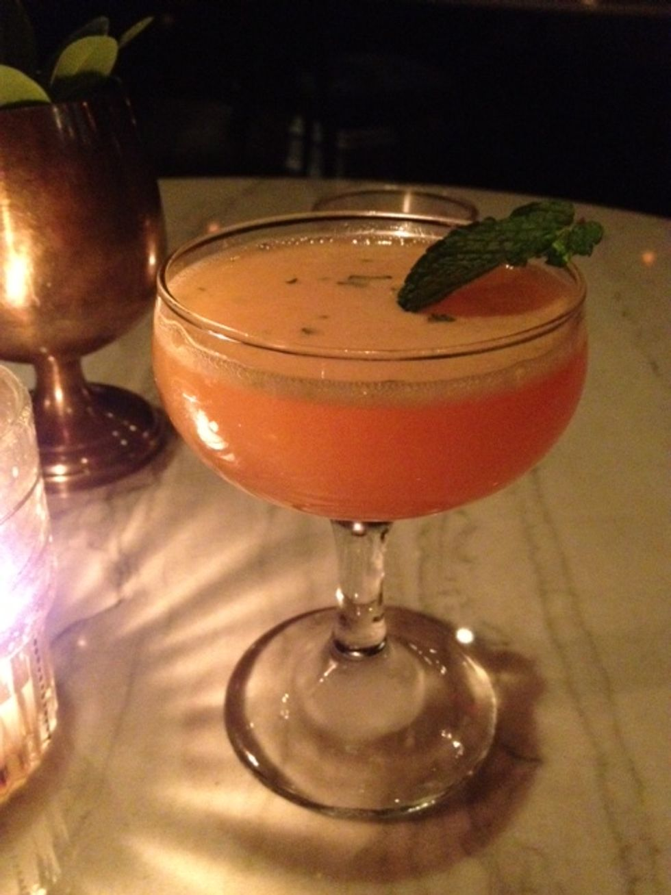 Cocktail of the Week: The Expat at Lantern's Keep