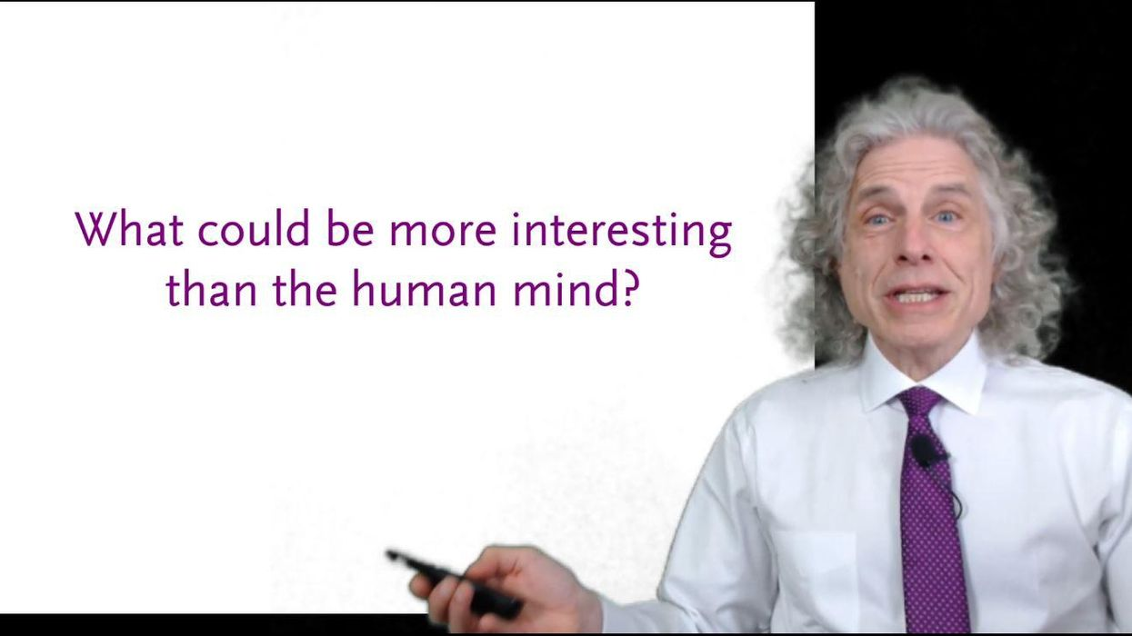 You can take Steven Pinker's Harvard intro to psych class for free